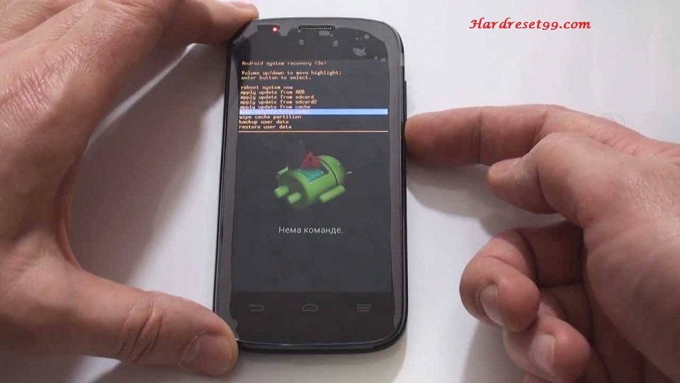 ZTE V9800 Hard reset - How To Factory Reset