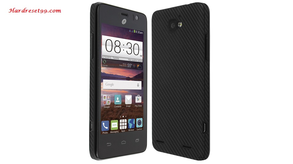 ZTE Zephyr Hard reset - How To Factory Reset