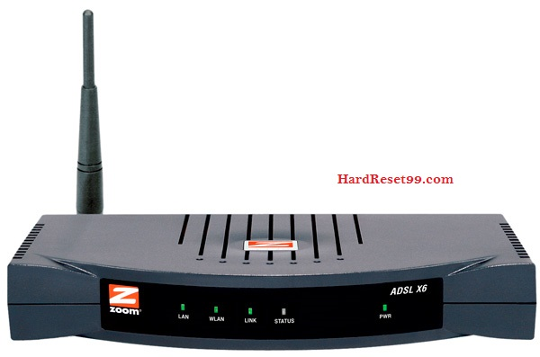 Zoom Router Factory Reset – List