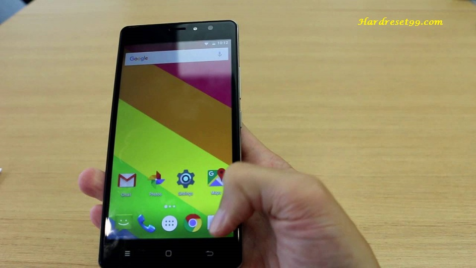 Zopo Color C2 Hard reset - How To Factory Reset