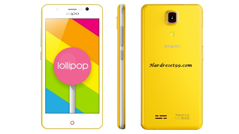 Zopo Color S5 Hard reset - How To Factory Reset