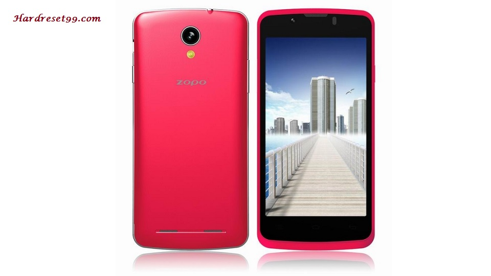 Zopo Touch 3G Hard reset - How To Factory Reset