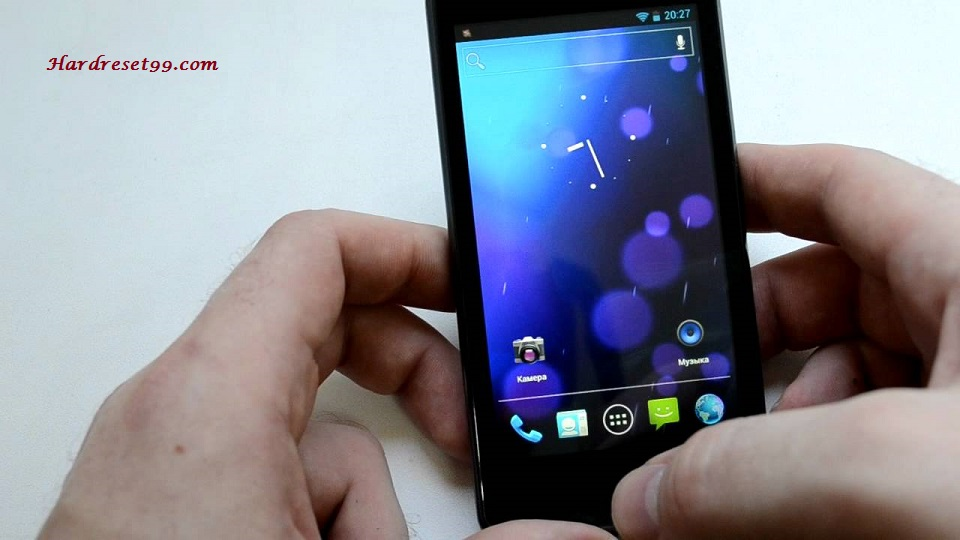 Zopo ZP300 Hard reset - How To Factory Reset