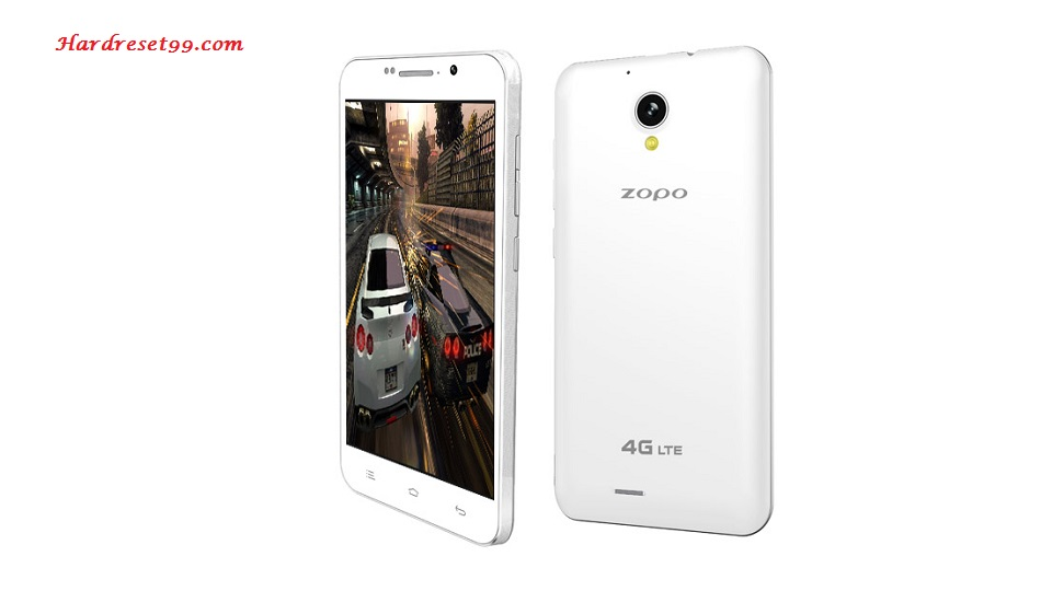 Zopo ZP320 Hard reset - How To Factory Reset