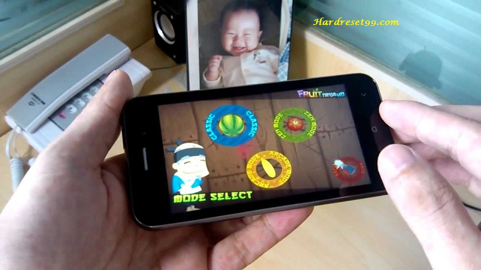 Zopo ZP500 Hard reset - How To Factory Reset
