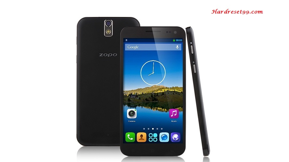 Zopo ZP500S Hard reset - How To Factory Reset