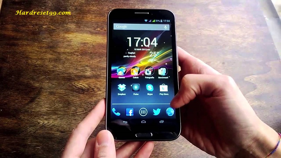 Zopo ZP950 Hard reset - How To Factory Reset