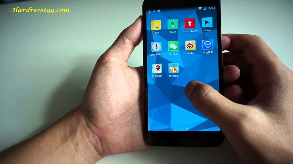 Zopo ZP999 Hard reset - How To Factory Reset