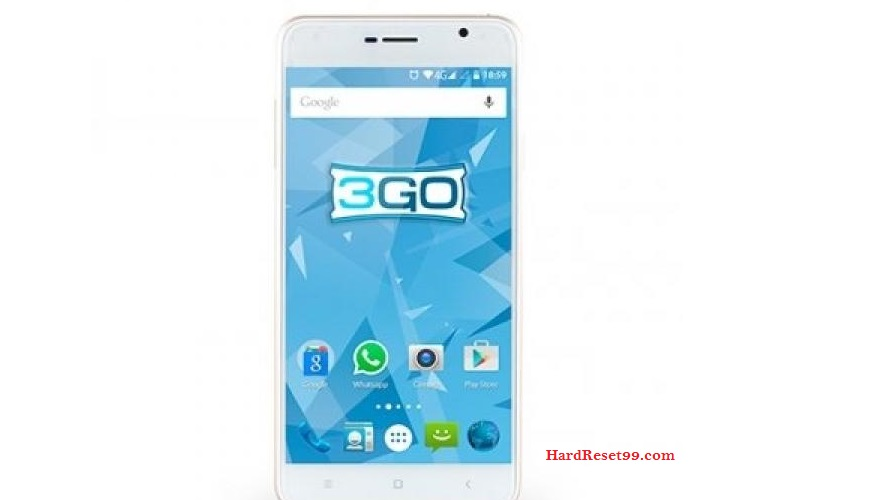 3GO GT7002 Hard reset - How To Factory Reset