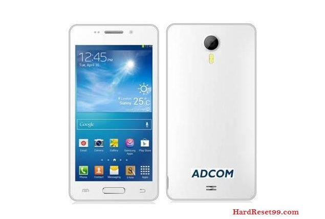 ADCOM Thunder A500 Hard reset - How To Factory Reset