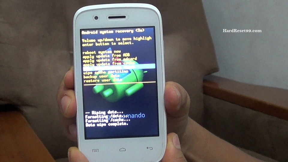 AVVIO 765 Hard reset - How To Factory Reset