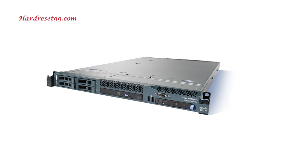 Cisco 8510 Router - How to Reset to Factory Defaults Settings