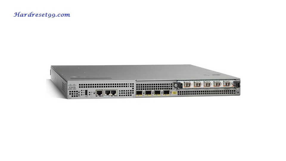 Cisco ASR 1000 Router - How to Reset to Factory Defaults Settings