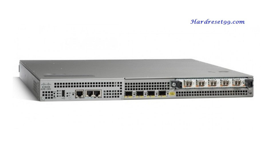 Cisco ASR 1001 Router - How to Reset to Factory Defaults Settings