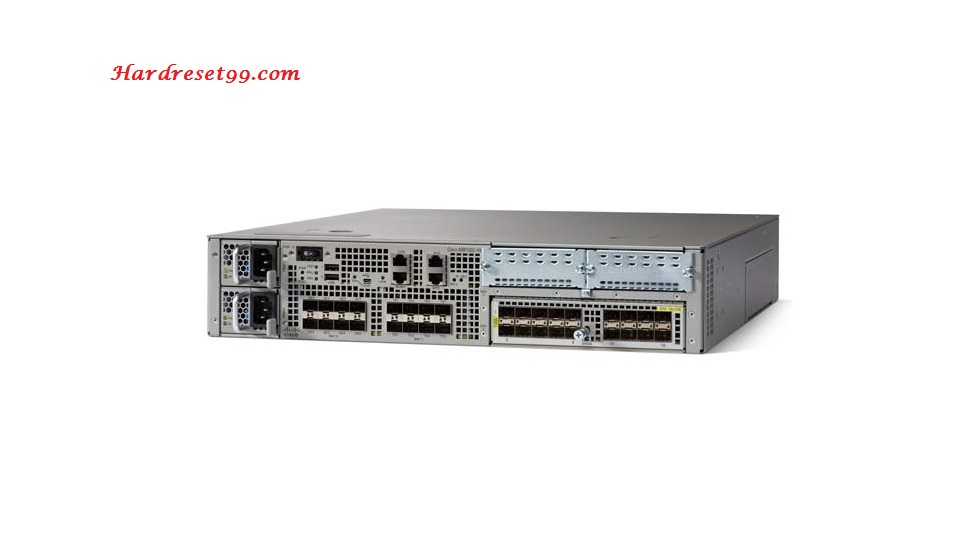 Cisco Ea4500 Router - How to Factory Reset