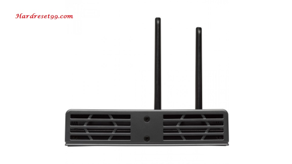Cisco C819 Router - How to Reset to Factory Defaults Settings