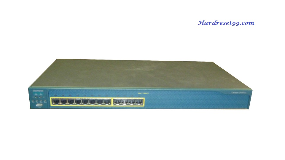 Cisco RV134W Router - How to Factory Reset