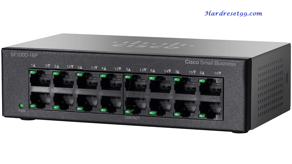 Cisco RV016 Router - How to Reset to Factory Defaults Settings