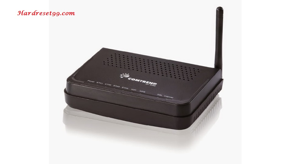Comtrend WAP5813n Router - How to Reset to Factory Settings