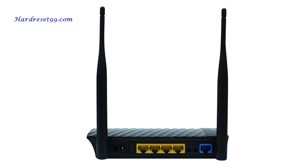 Digisol DG-BG4300N Router - How to Reset to Factory Settings