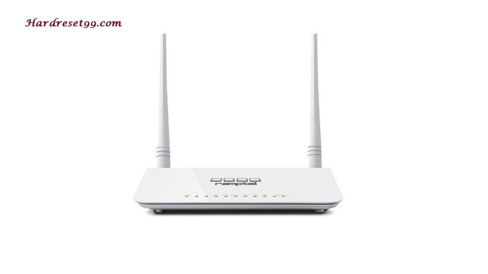 Digisol DG-BR4015N Router - How to Reset to Factory Settings