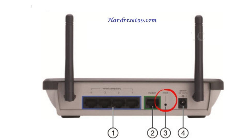 Dynex WRTB-239GN Router - How to Reset to Factory Settings