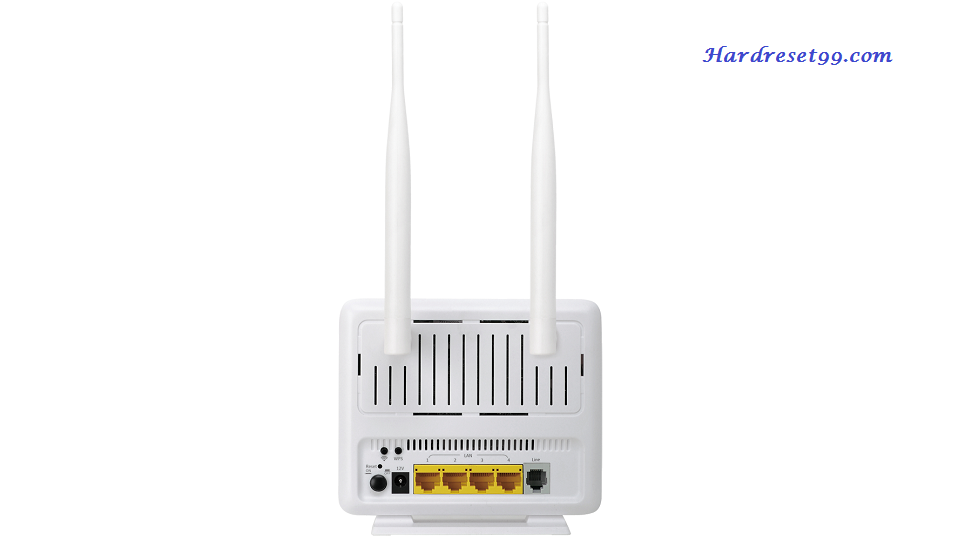 Edimax AR-7286WnA Router - How to Reset to Factory Settings