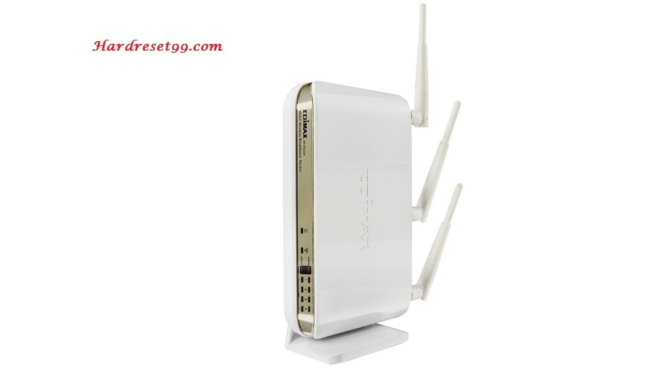 Edimax BR-6504n Router - How to Reset to Factory Settings
