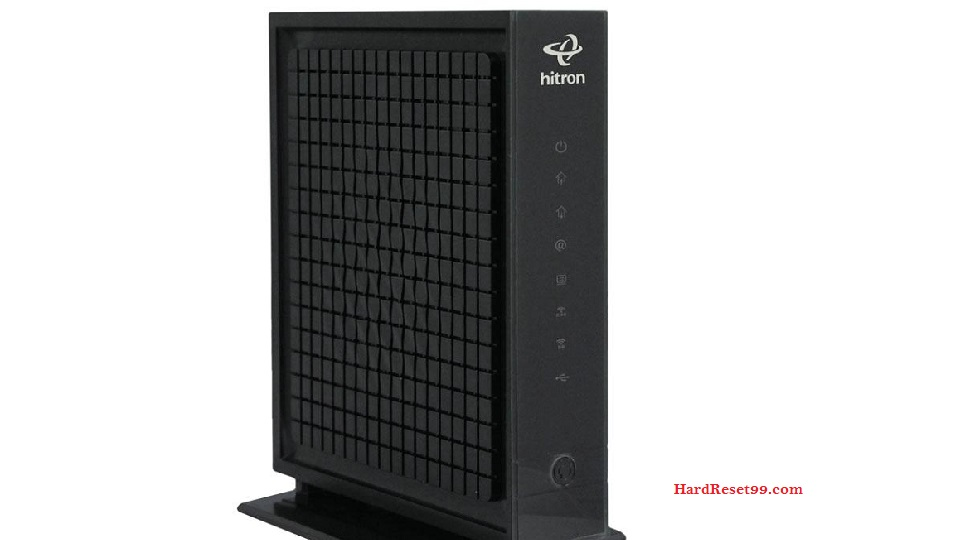 Hitron CGN3ACR Router - How to Reset to Factory Settings