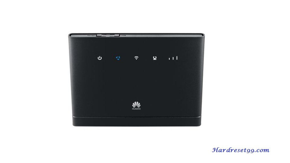 Huawei B310s-927 Router - How to Factory Reset