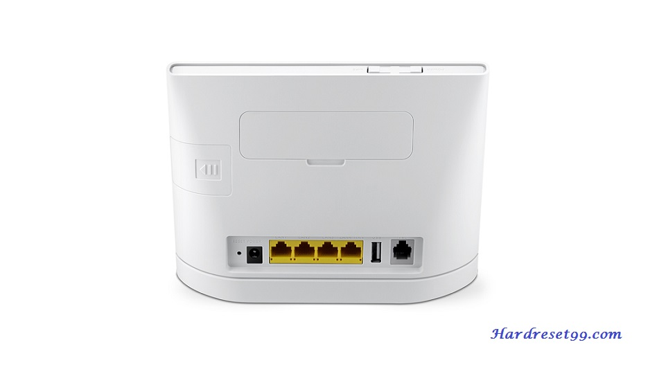 Huawei B315s-22 Router - How to Factory Reset
