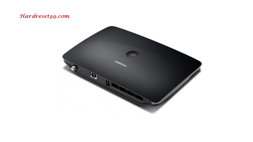 Huawei B68L Router - How to Reset to Factory Settings