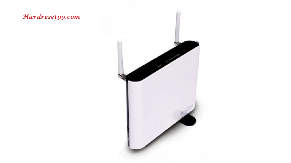 Huawei BM625 Router - How to Reset to Factory Settings