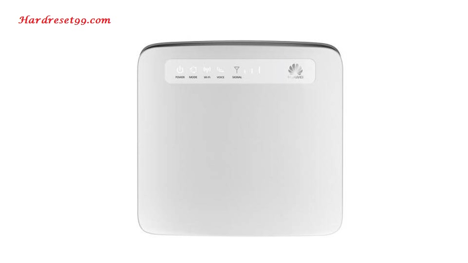 Huawei HG659 Router - How to Factory Reset