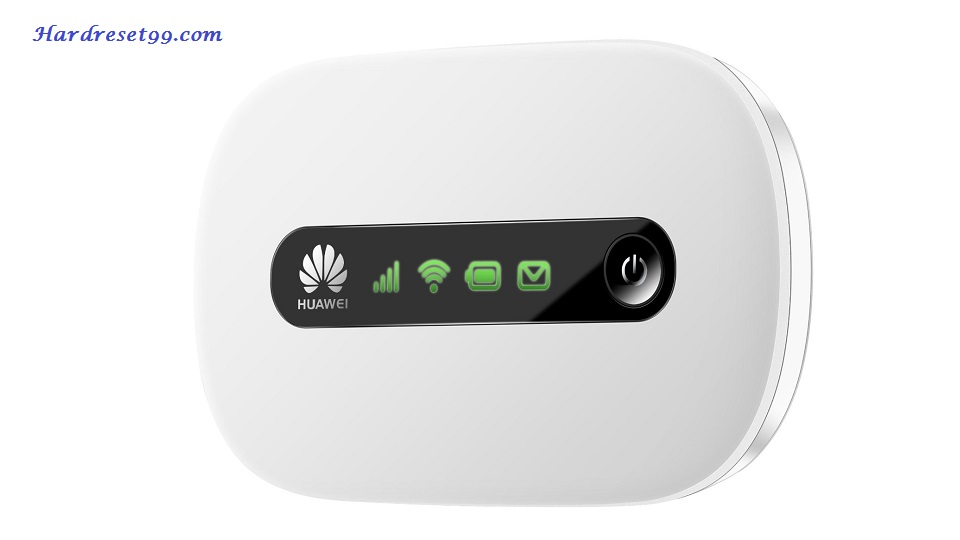 Huawei E5220 Router - How to Factory Reset