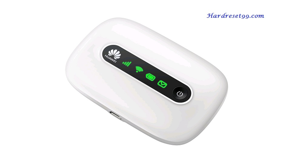 Huawei E5330 Router - How to Reset to Factory Settings
