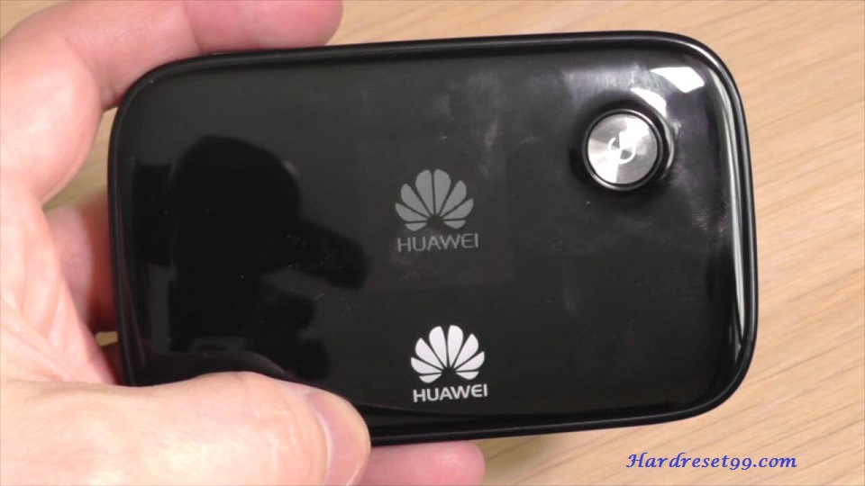 Huawei E5776 Router - How to Reset to Factory Settings