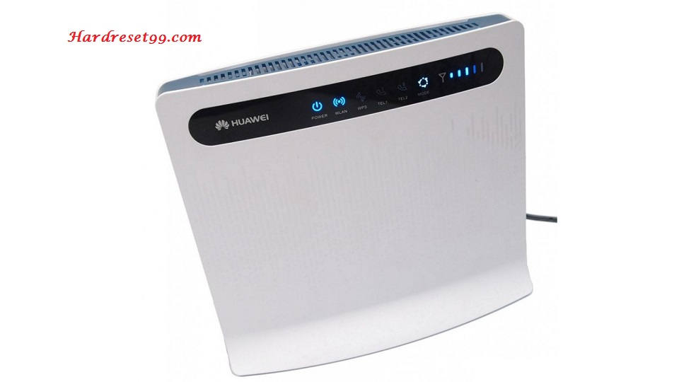 Huawei HG8245H Router - How to Factory Reset