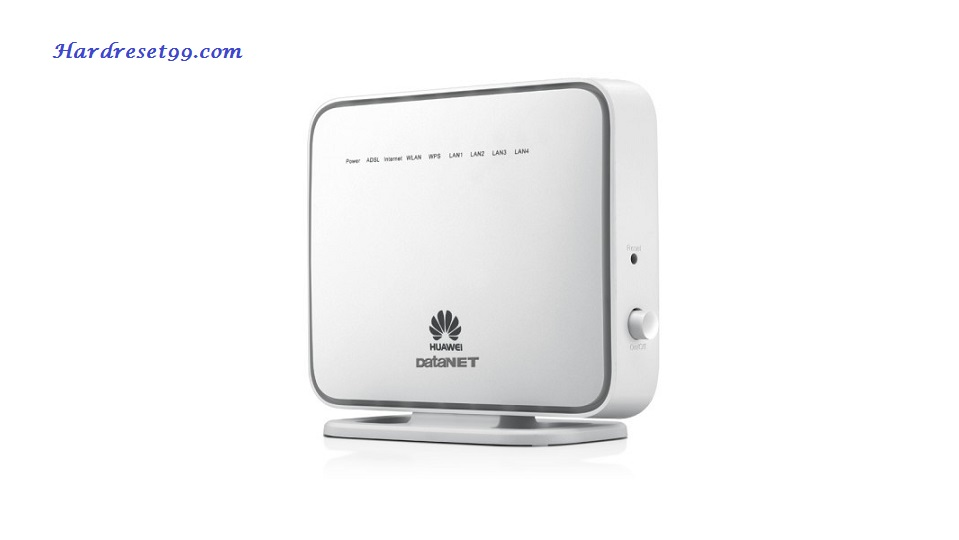 Huawei Router Factory Reset – List