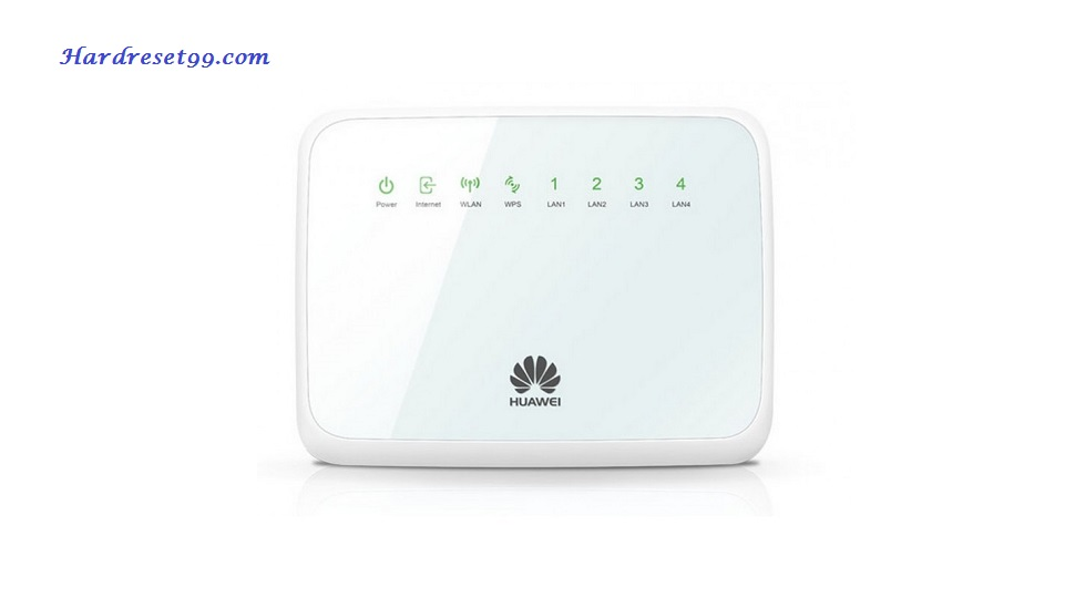Huawei HG532b B013 Router - How to Reset to Factory Settings