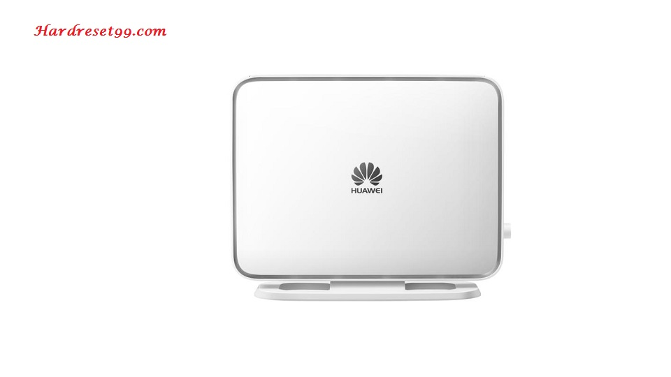 Huawei HG633 TalkTalk Router - How to Factory Reset