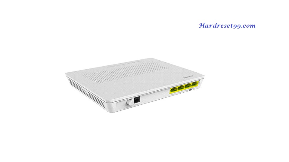 Huawei HG622u Router - How to Reset to Factory Settings