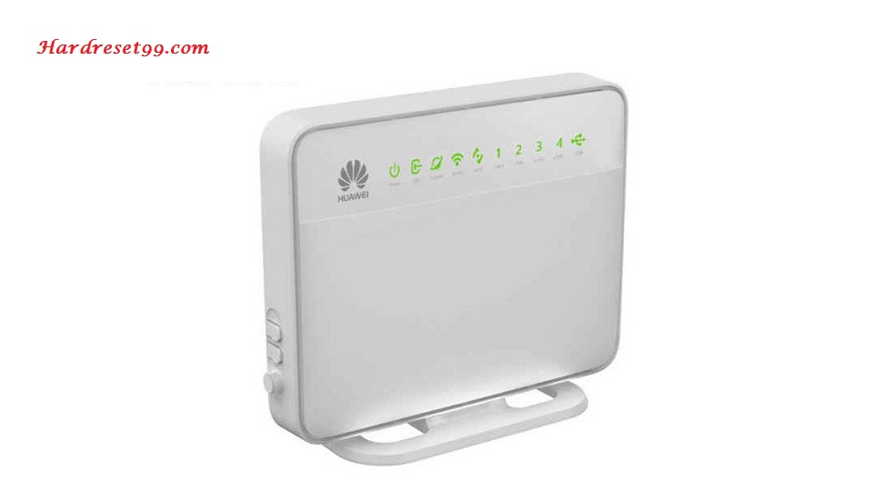 Huawei HG630 V2 3BB Router - How to Reset to Factory Settings