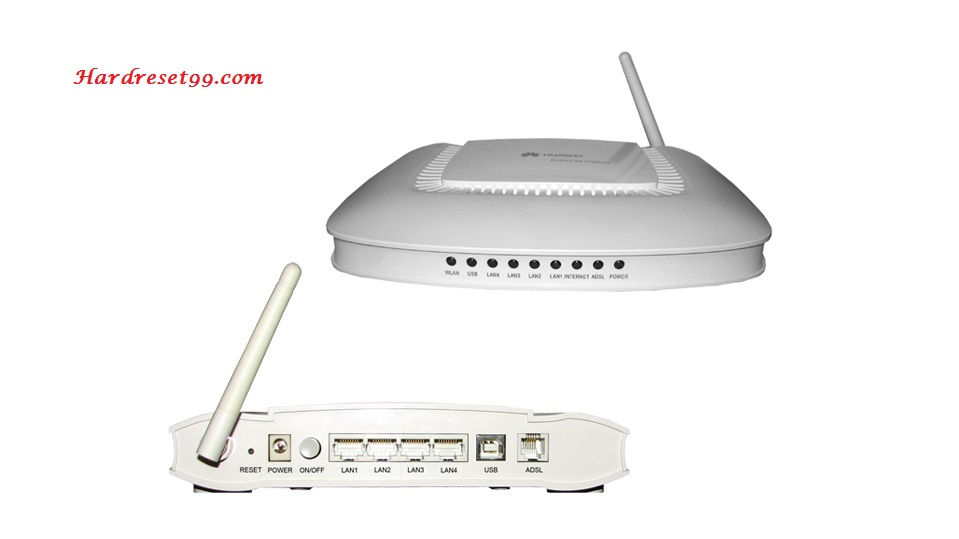 Huawei HG658c Router - How to Reset to Factory Settings