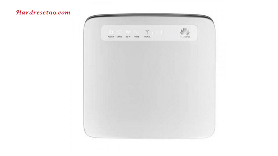 Huawei HG659 Vodafone Router - How to Factory Reset