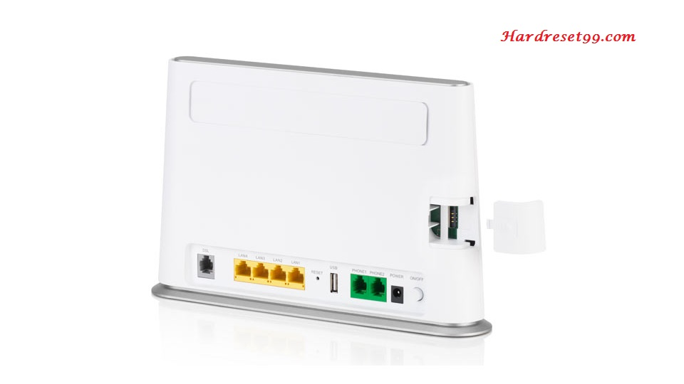 Huawei HG685c Vodafone Router - How to Factory Reset