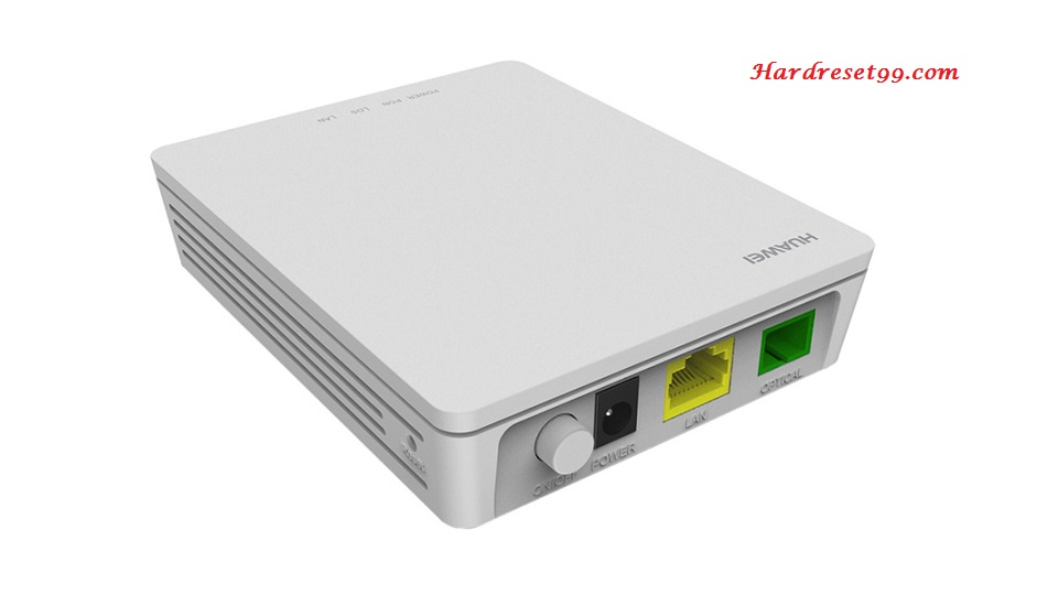 Huawei HG8244H Ooredoo Router - How to Factory Reset
