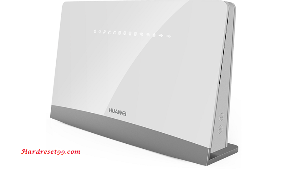 Huawei HG8245Q DigicelPlay Router - How to Factory Reset