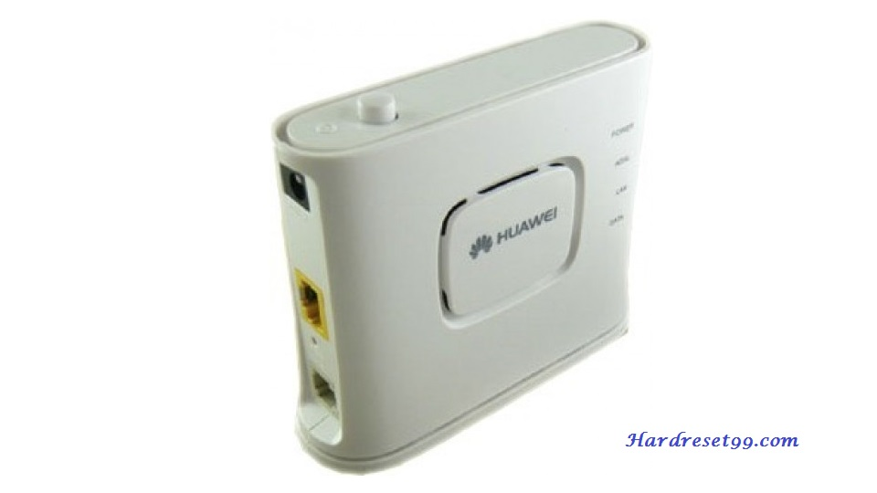 Huawei SmartAX-MT880a Router - How to Reset to Factory Settings