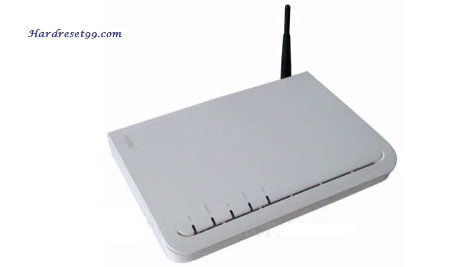 Iskratel Sinope568 R4 Router - How to Reset to Factory Settings